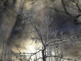 SHMÚ varuje pred nočnými mrazmi na veľkej časti územia Slovenska