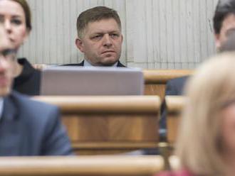 Žiga kritizuje Ficov výrok: Mám pocit, že sa zastáva extrémistov