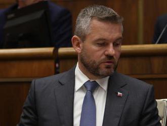 Poslanci rozhodnú o Pellegrinim, opozícia ho chce odvolať