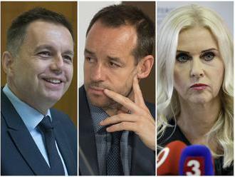 Danko reaguje na podnet Zemanovej: Odchod Kažimíra, Stromčeka a Jankovskej bol v súlade so zákonom