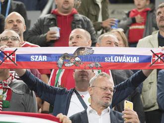 Diplomatická vojna kvôli futbalu: FOTO Slováci zažili v Budapešti peklo, vyšetruje aj NAKA