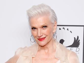 Stará modelka ohúri aj po 70-tke: Páni, tá má ale šmrnc!