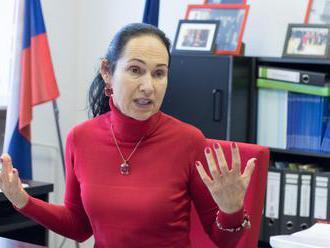 Lucia Kurilovská vstupuje do pripravovanej strany exministra Druckera