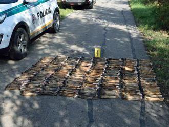 Foto: V Mojzesove objavili otrasný nález, pri ceste ležali pozostatky z desiatok mŕtvych zvierat