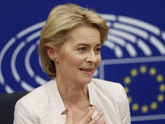 Von der Leyen predstavila v utorok v Bruseli novú komisiu, je v nej vyrovnaný pomer zastúpenia oboch