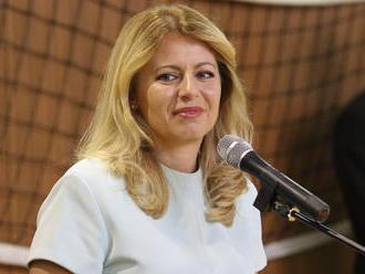 Prezidentka Čaputová navštívila Prešov, diskutovala najmä o probléme vyľudňovania