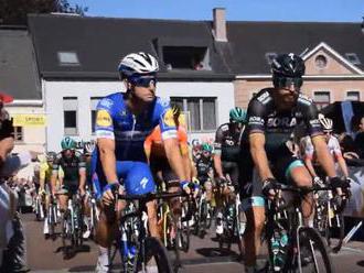 Sagan na Primus Classic v Belgicku obsadil 27. miesto, špurt pelotónu ovládol Edward Theuns