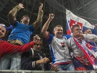 Maďarská polícia začala po zápase v Budapešti stíhať dvoch fanúšikov