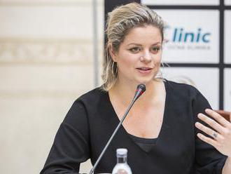 Trojnásobná matka Kim Clijstersová sa chce vrátiť na kurty