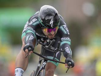Peter Sagan skončil na pretekoch v Quebecu v top trojke