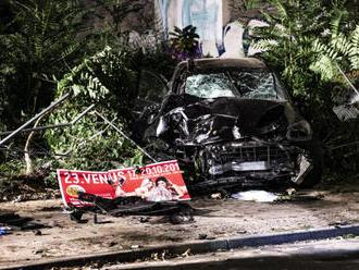 Nehoda Porsche Macan v Berlíne znova rozpútala hnev proti SUV