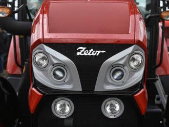 Zetor chce s Indy vyvinout nový traktor pro indický trh
