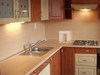 Veľký 1 - izbový byt s balkónom, kompletná rekonštrukcia, Vrútky.