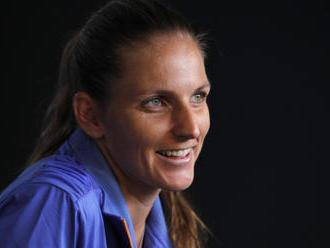 Plíšková se na Australian Open utká s Mladenovicovou na centru