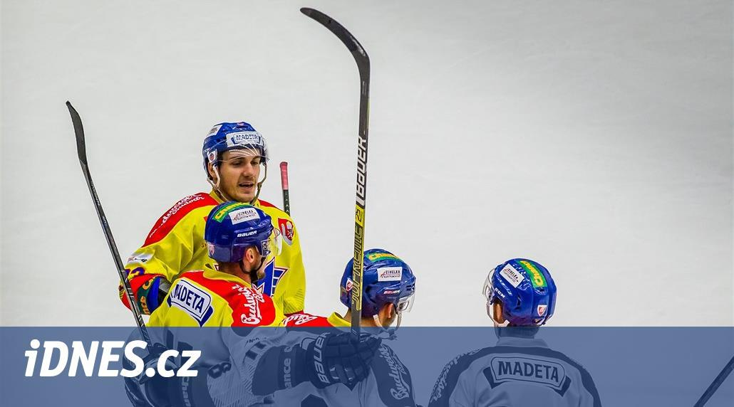 První liga: Budějovice přehrály Havířov, Slavia zvítězila v Chomutově