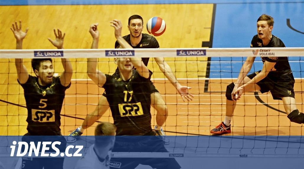 Brno oplatilo Liberci vyřazení z volejbalového poháru a je třetí