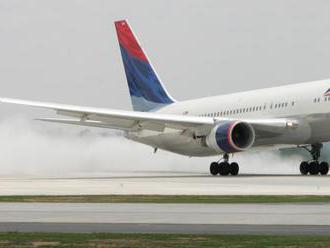 Spoločnosť Delta Air Lines vykázala vyšší ako očakávaný zisk