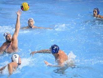 Slováci prehrali na ME vo vodnom póle s Čiernou Horou