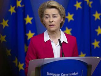 Von der Leyenová: EÚ bude intenzívne pracovať na pobrexitovej dohode