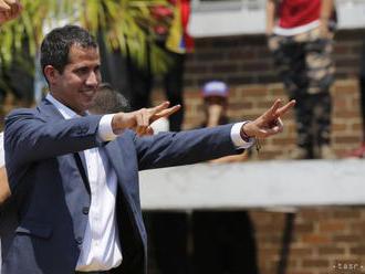 EP opäť vyjadril podporu Guaidóovi ako šéfovi venezuelského parlamentu