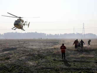 Viaceré krajiny vyzvali Irán prijať zodpovednosť za pád lietadla