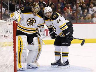 NHL: Boston umiestnil Halákovho kolegu Raska na listinu zranených