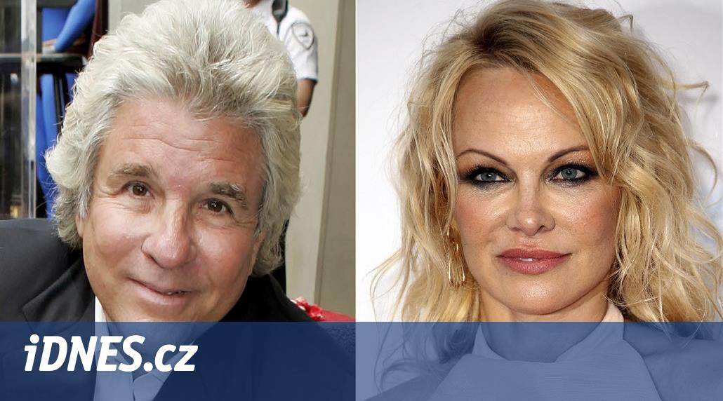 Pamela Andersonová si vzala miliardáře, s nímž randila před třiceti lety
