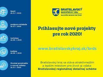 BRDS: Športovým projektom zostáva týždeň na uchádzanie sa o podporu