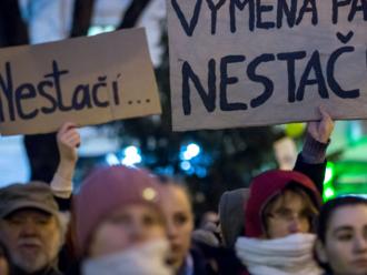 V takejto kríze Slovensko od novembra 1989 ešte nebolo