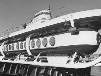Unikátní turistická ponorka SSSR děsila Američany, nebyla ale tím, co si mysleli