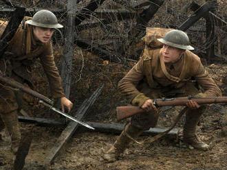 Asociácia producentov vyhlásila za film roka vojnovú drámu 1917