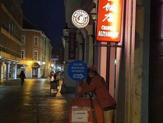 Polícia v centre Bratislavy riešila agresívneho muža. Bol to minister Sólymos