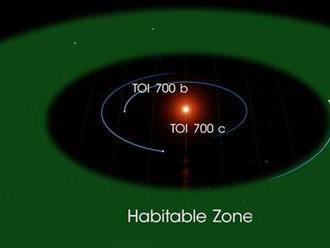 Sonda NASA objavila blízku exoplanétu veľkosti Zeme. V obyvateľnej zóne