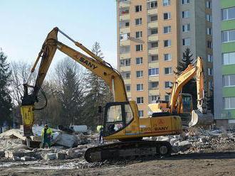 Kvôli demolačným prácam v Prešove padlo trestné oznámenie