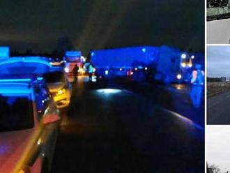 Už to vypuklo! Autodopravcovia od noci blokovali viaceré hraničné priechody: FOTO, kde to bolo najho