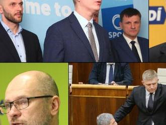 VOĽBY 2020 Veľa útokov a málo debaty o programoch: Politológovia hodnotia priebeh kampane