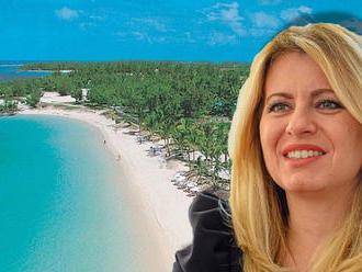 ODHALENIE Prezidentka Čaputová: Utajená dovolenka s rodinou, a je to poriadna exotika!