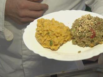 Jedlom chcú zachrániť planétu. Na škole v Prešove dávajú pred rezňami prednosť pepitke