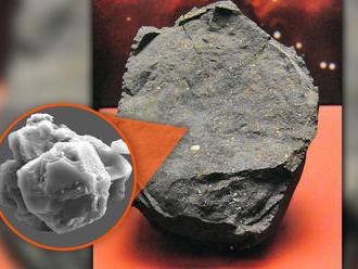 Vedci našli najstarší materiál na Zemi. Vznikol ešte pred našou slnečnou sústavou