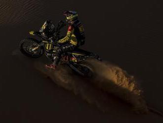 Dakar: Štefan Svitko skončil v deviatej etape na 17. mieste, udržal sa v top 10