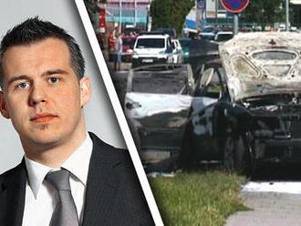 Pokračuje proces v prípade vraždy poslanca Mareka Rakovského, zomrel pri výbuchu auta