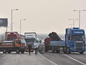 Po štrajku na cestách dal rezort financií autodopravcom dve ponuky