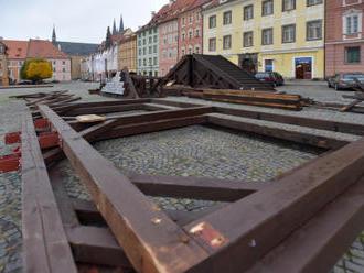 Některá města v ČR i přes epidemii dál plánují vánoční trhy
