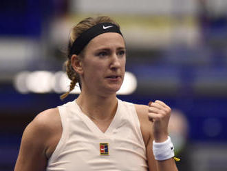 V Ostravě může dojít na běloruské tenisové finále