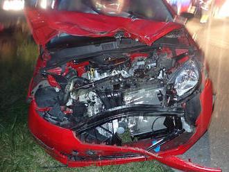 Motocyklista se střetl sosobním vozidlem ve Fryštáku  vmístní části Žabárna. Při nehoděbyl…