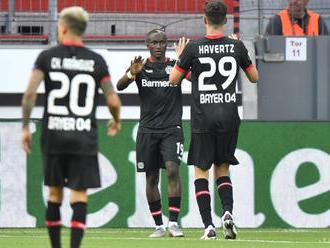 Bundesliga: Leverkusen si pripísal prvý triumf v sezóne