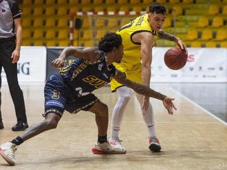 Basketbalisti Interu Bratislava zdolali tím Iskra Svit