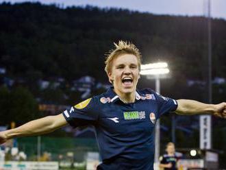 Ödegaard pre zranenie nepomôže Realu Madrid proti Barcelone