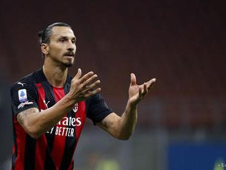 Ibrahimovič je po návrate hrdinom, hráči AC neprehrali už 20 zápasov