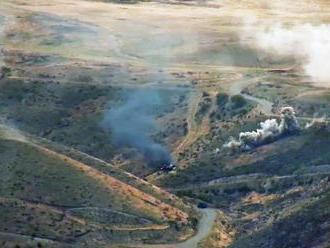 Azerbajdžan a Arménsko sa opäť obviňujú z porušovania prímeria